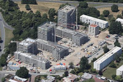 Baustelle Kurt 2.0 in Detmerode