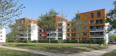 Wohnungsbestand der NEULAND in Detmerode
