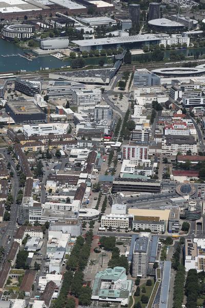 Wolfsburger Fußgängerzone