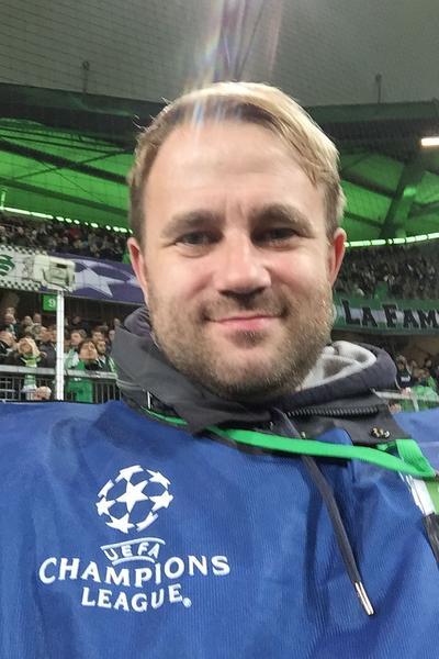 Champions-League-Spiel in der Volkswagen-Arena