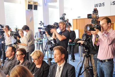 VW-Pressekonferenz