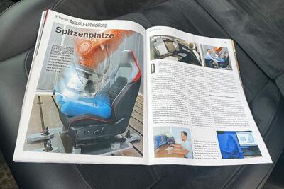 'Gute Fahrt', aktuelle Ausgabe (01/2021)