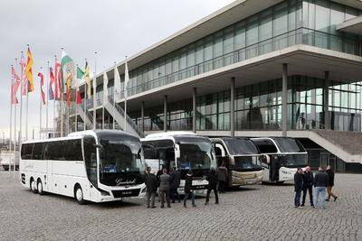 Bustransfer zum Schloss Proschwitz