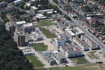 Baustelle Hellwinkel Terrassen