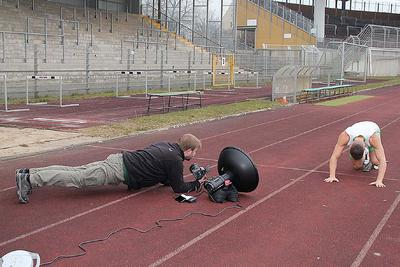 Shooting mit Sven Knipphals
