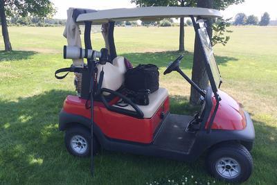 Mein eigener Golfcaddy