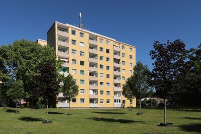 Wohnungsbestand der NEULAND in der Nordstadt